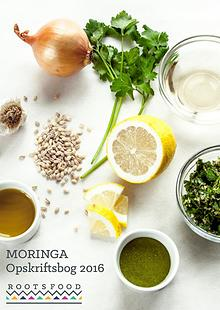 Roots Food, Moringa recipes 2016