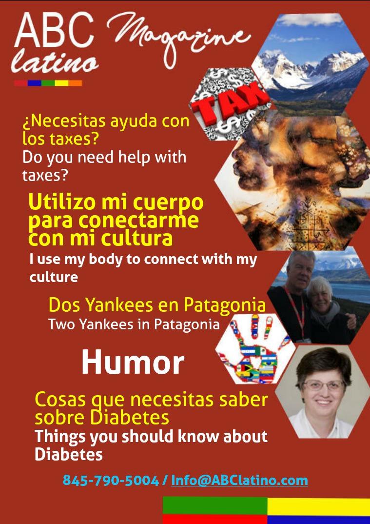 ABClatino Magazine Year 1, Issue 2