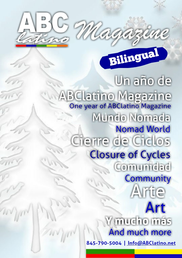 ABClatino Magazine Year 1, Issue 12