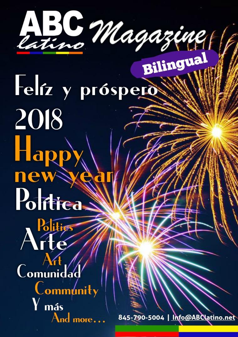 ABClatino Magazine Year 2, Issue 1