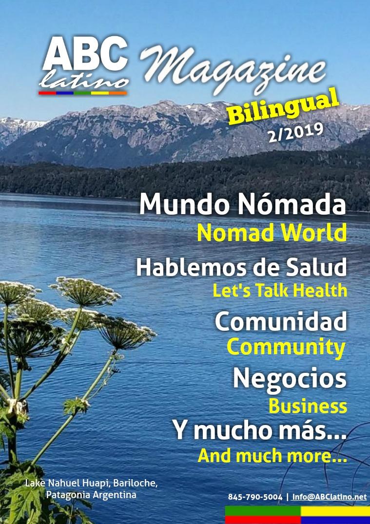ABClatino Magazine Year 3 Issue 2