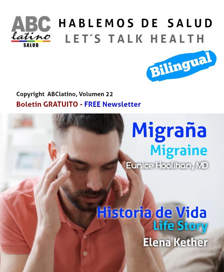 ABClatino-Hablemos de Salud Año 2 Volumen 22