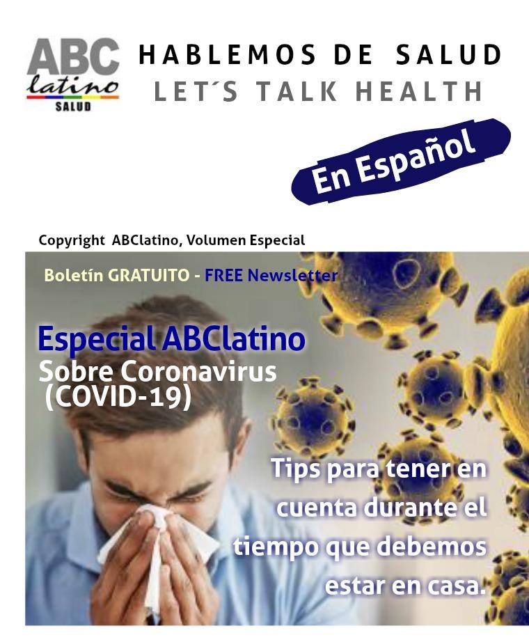 Especial de Coronavirus