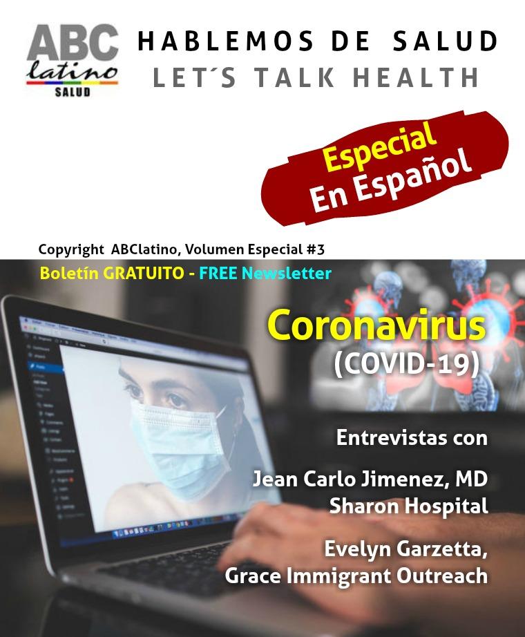 Especial de Coronavirus #3