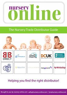 Nursery Online: Distributor Guide 2017