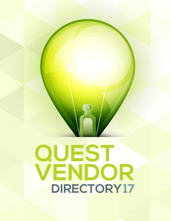 Quest Spring 17 Vendor Directory QUEST BUYERS GUIDE 2017 ONLINE REV