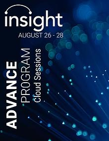 Insight 19 Advance Program - Cloud Version