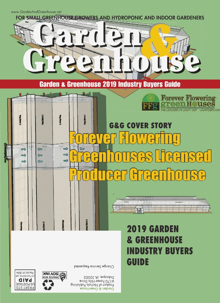 Garden & Greenhouse 2019 Buyers Guide