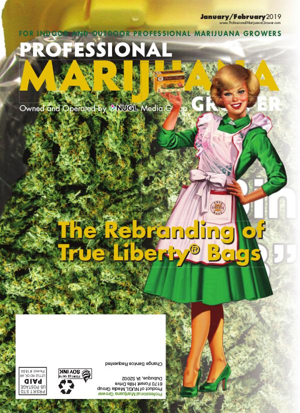 Professional Marijuana Grower January-February 2019 Issue
