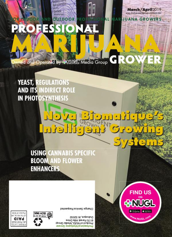 Professional Marijuana Grower March-April 2019 Issue