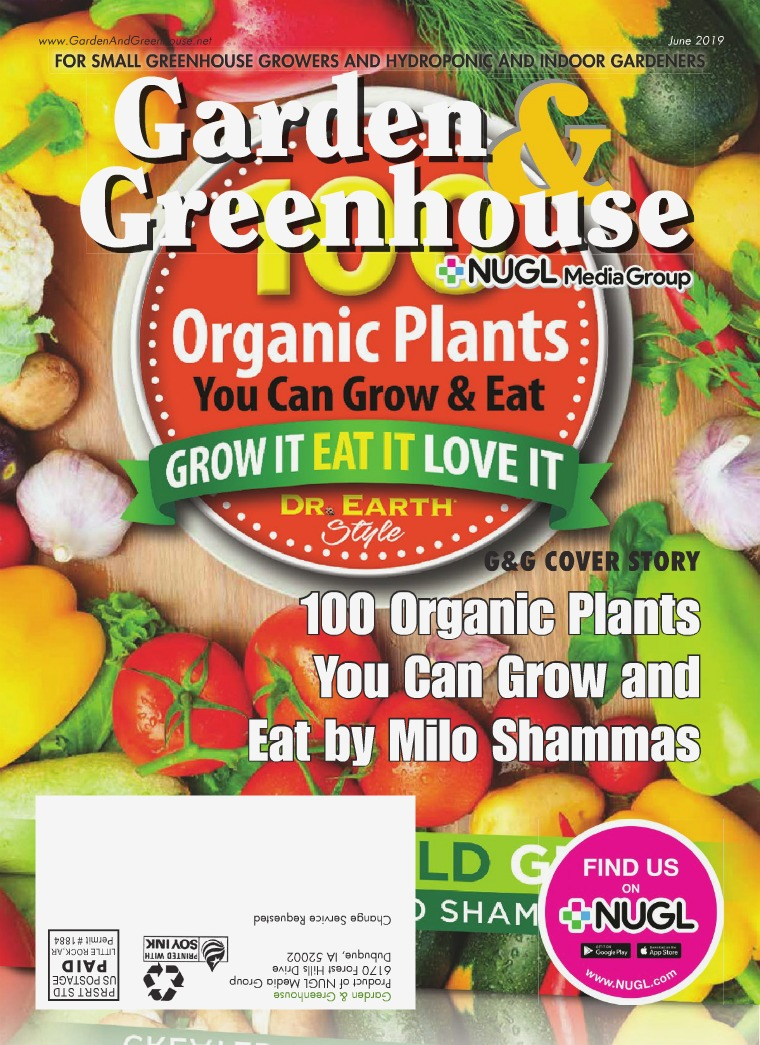Garden & Greenhouse June 2019 Issue