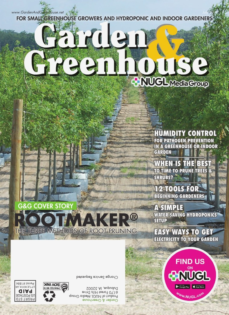Garden & Greenhouse July 2019 Issue
