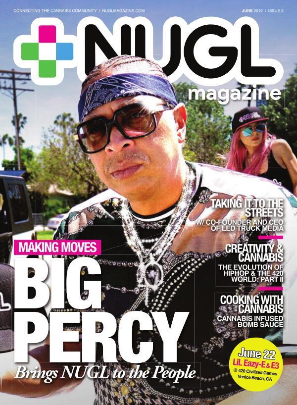 NUGL Magazine June 2019 Issue