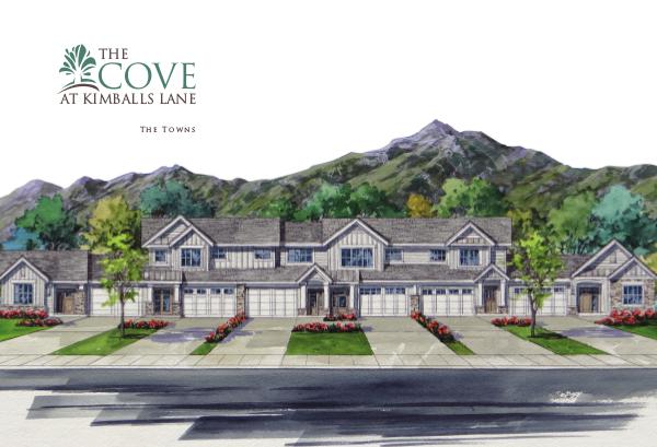 The Cove Town Houses Brochure
