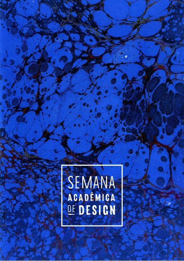 Semana Acadêmica de Design 2016 Edição única