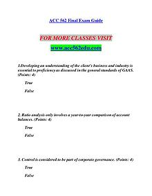 ACC 562 EDU Invent Yourself/acc562edu.com