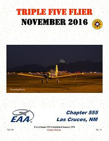 EAA Triple Five Flier