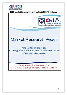 Global HEPES Industry 2016 Market Research Report