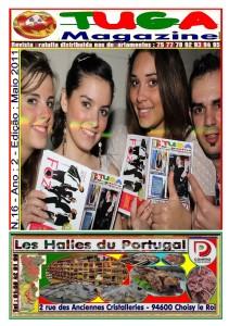 Tuga Magazine N16  Maio 2011