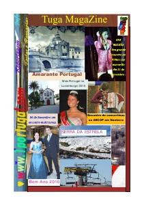 Tuga Magazine N.1 - Janeiro 2010