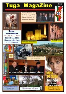 Tuga Magazine N.3 - Março 2010