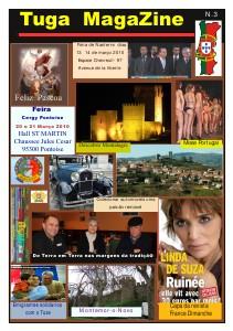 Tuga Magazine N.17 - Junho 2011 Tuga Magazine N.3 - Março 2010