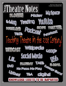 Texas Theatre Notes - September 2010