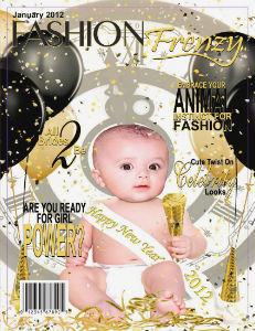 November 2011 Issue Fashion Frenzy Magazine - Jan 2012 Issue