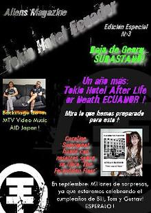 Aliens Magazine