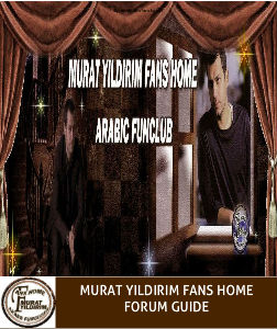 MURAT YILDIRIM IN THE ARABIC MAGAZINES MURAT YILDIRIM FANS HOME FORUM GUIDE