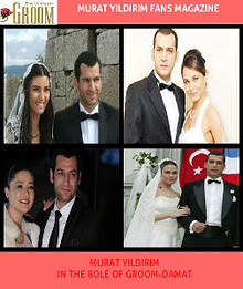 MURAT YILDIRIM IN THE ARABIC MAGAZINES