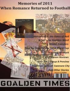 Goalden Times GoaldenTimes - January 2012