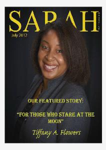 SARAH MAGAZINE Jul. 2012