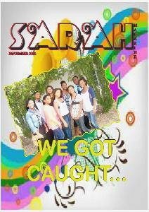 SARAH MAGAZINE NOV 2012 #3