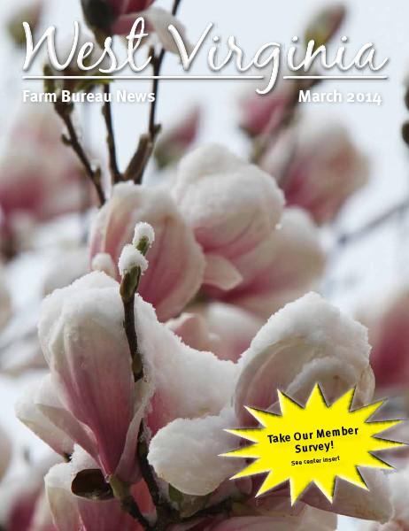 WV Farm Bureau Magazine March 2014