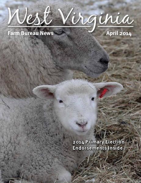 WV Farm Bureau Magazine April 2014