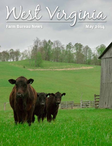 WV Farm Bureau Magazine May 2014
