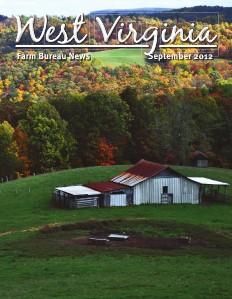 WV Farm Bureau Magazine September 2012