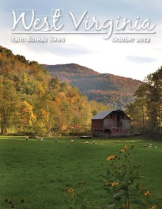 WV Farm Bureau Magazine October 2012