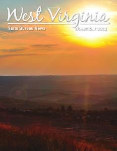 WV Farm Bureau Magazine November 2012