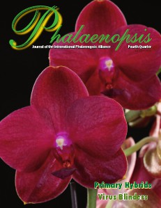 Phalaenopsis Journal Fourth Quarter 2013