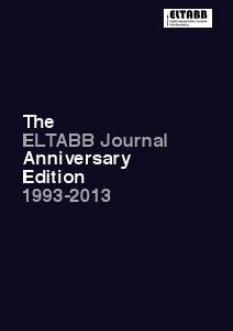 ELTABB Journal Issue 1 1