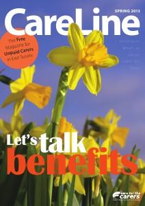 CareLine Spring 2013