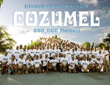 Diving for Life, DFL 2011 Cozumel Mexico Diving Jamboree