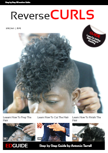 EDGUIDE by Antonio Tarrell REVERSE CURL Vol 1 July, 2013