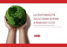 La sostenibilità delle carni bovine a Marchio Coop