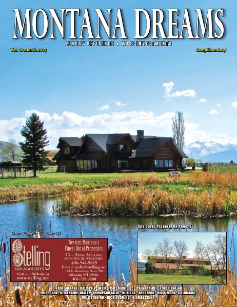 Montana Dreams Magazine March 2014