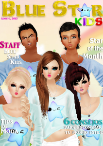 BlueStarKIDS AGOSTO 2013 08-15-2013