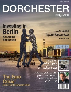 Dorchester Magazine April 2013