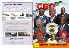 CED MAGAZINE SEPTEMBER 2017 HALL OF FAME EDITION